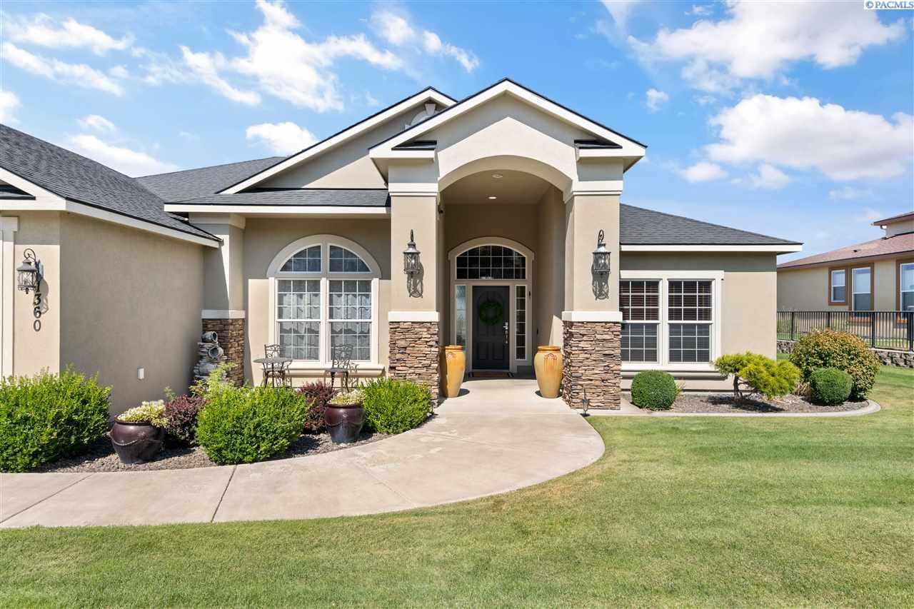 Single Family Homes for Sale at 1360 Westgate Way Richland, Washington 99352 United States