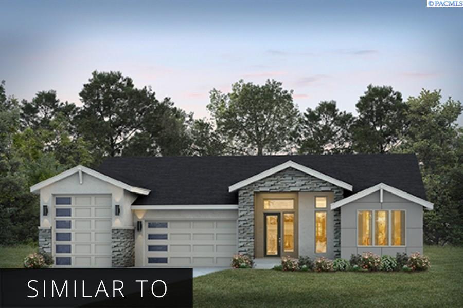 Single Family Homes for Sale at TBD Lot 5 Ridge View Lane Kennewick, Washington 99338 United States