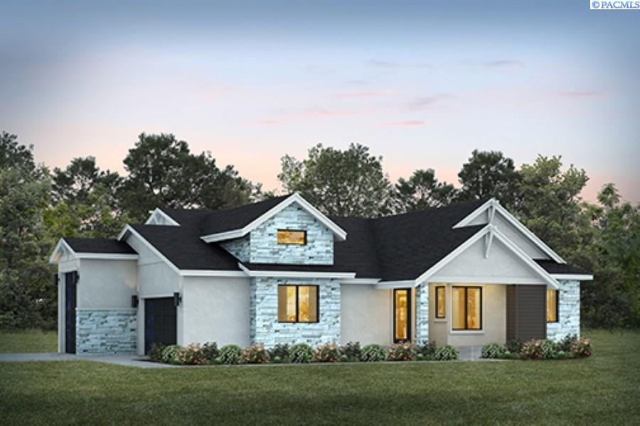 Single Family Homes for Sale at TBD Lot 7 Ridge View Lane Kennewick, Washington 99338 United States