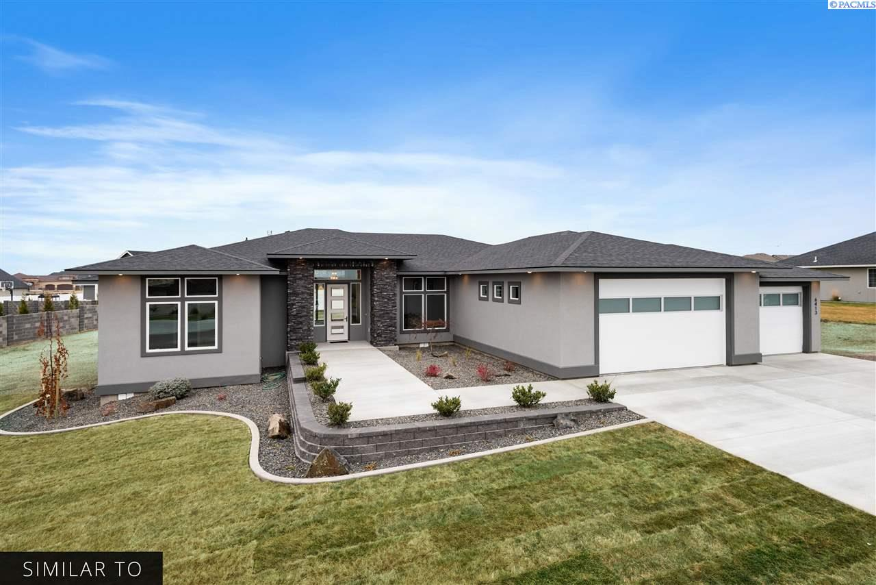 Single Family Homes for Sale at TBD STEEPLECHASE Drive Kennewick, Washington 99338 United States