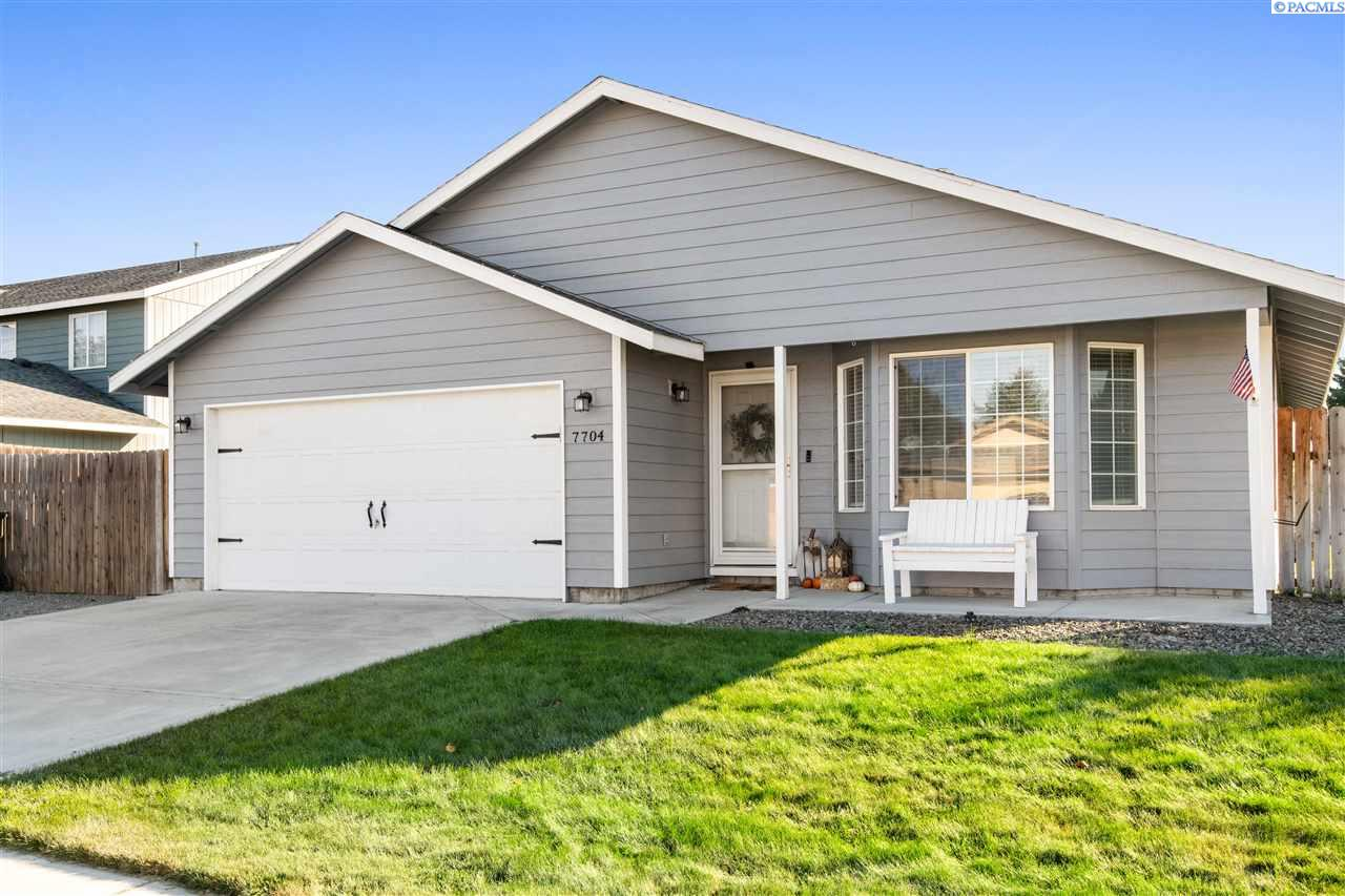 Property for Sale at 7704 Bonilla Drive Pasco, Washington 99301 United States