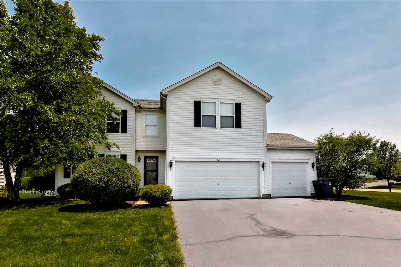 Property for sale at 301 Greenbriar, POPLAR GROVE,  IL 61065