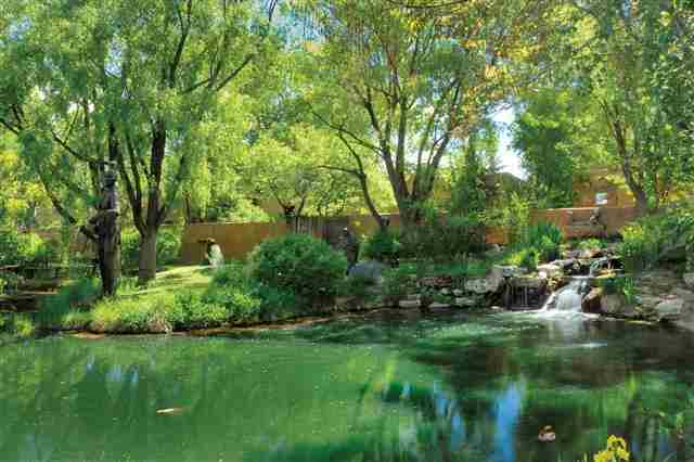 Single Family Home for Sale at 435-441, 443 Acequia Madre Santa Fe, New Mexico 87501 United States