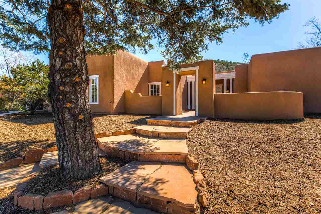 Single Family Home for Sale at 1590 Upper Canyon Santa Fe, New Mexico 87501 United States