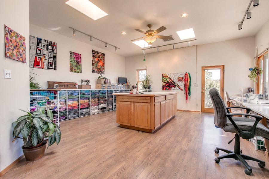 235 Rancho Alegre Road, Santa Fe, NM 87508