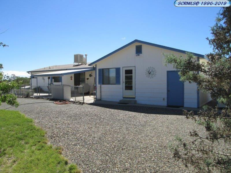 MLS# 33721 - 811 E Spear Silver City NM 88061
