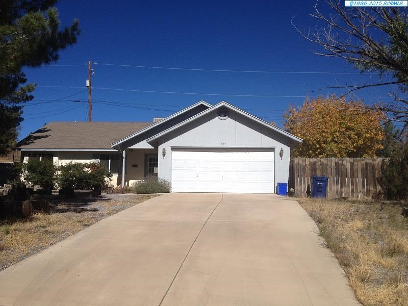 MLS# 34067 - 844  Hester Silver City NM 88061
