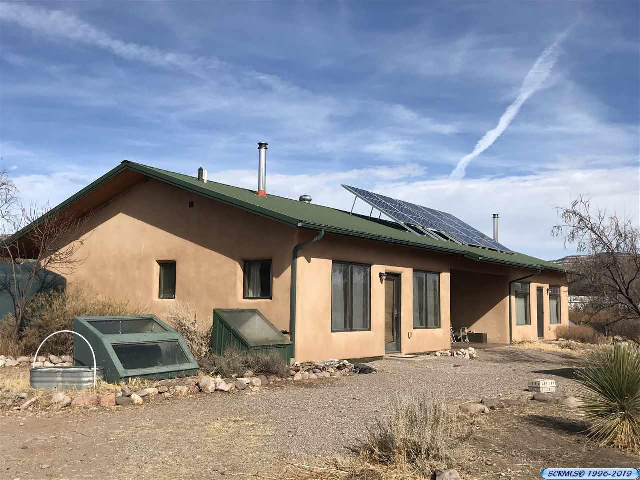 MLS# 35056 - 380  Box Canyon Cliff NM 88038