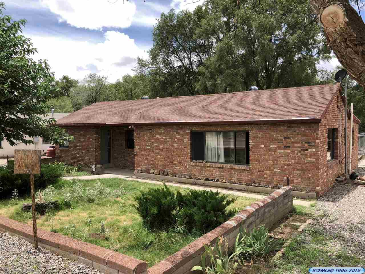 MLS# 35588 - 1835  Little Walnut Silver City NM 88061-4058