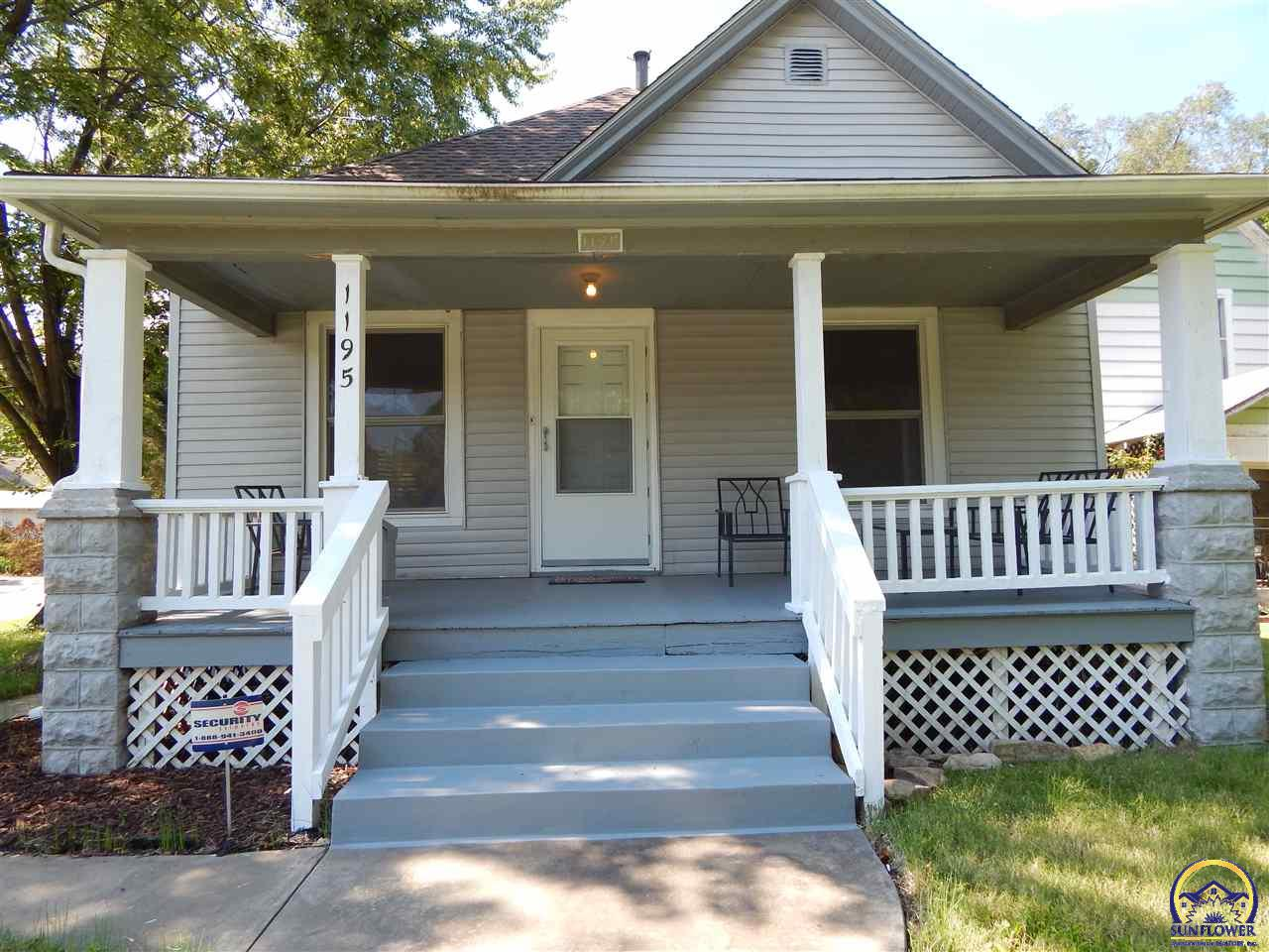 Topeka Real Estate 1195 Sw Plass Ave Listing 191569