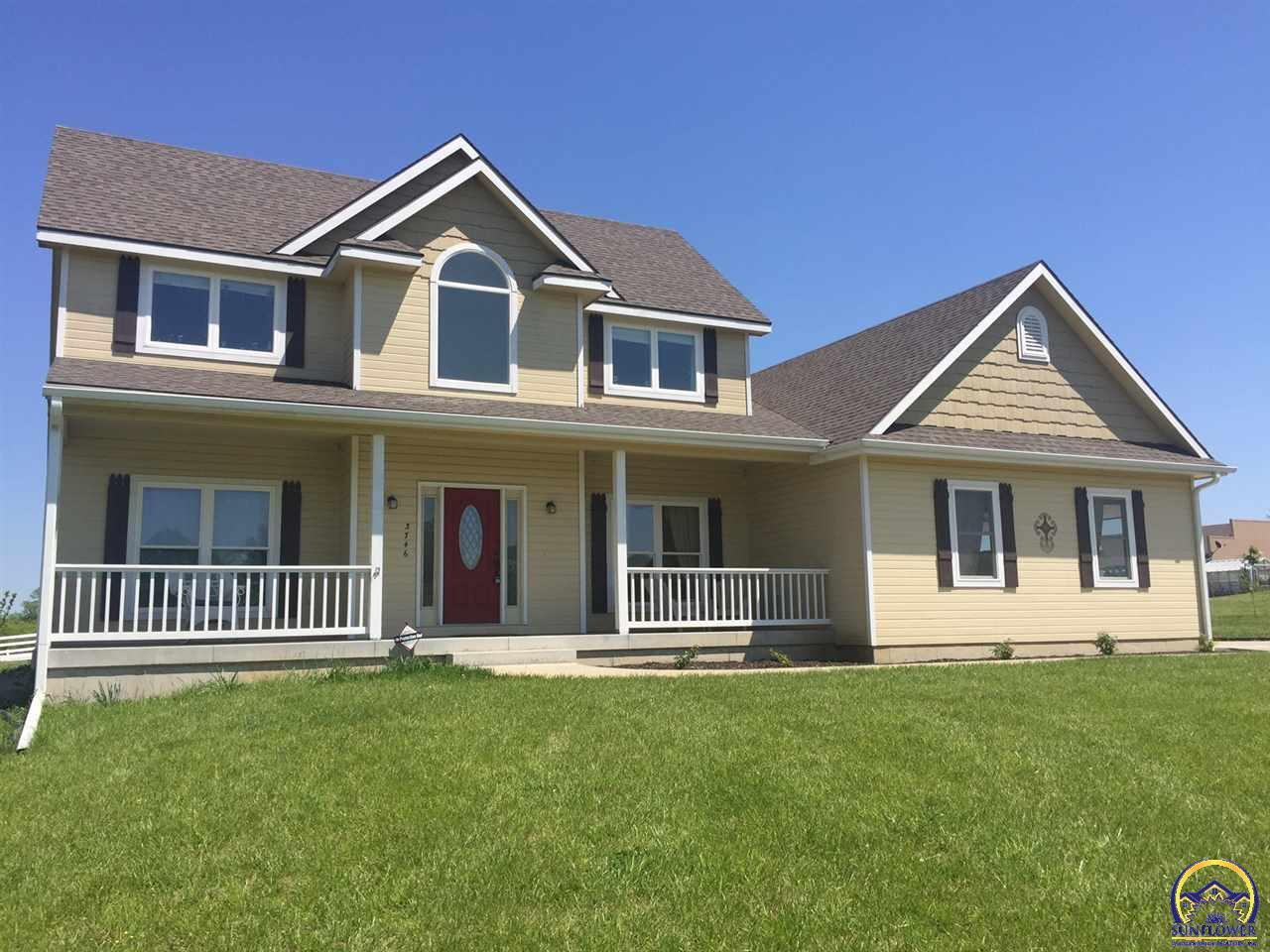 Topeka real estate 3746 nw menoken rd listing 192520 for Topeka home builders