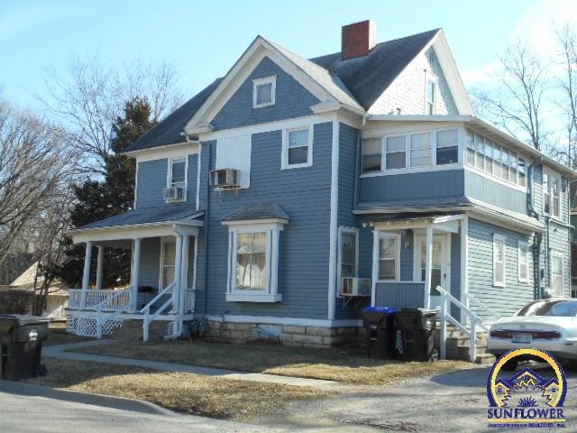 1401 & 1403 SW Fillmore ST, Topeka, KS 66604