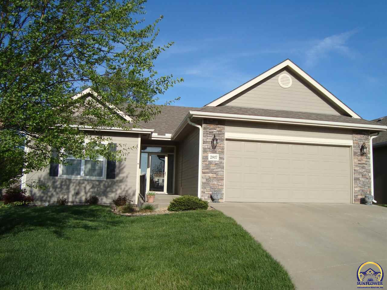 2817 SW Blue Stem DR, Topeka, KS 66614