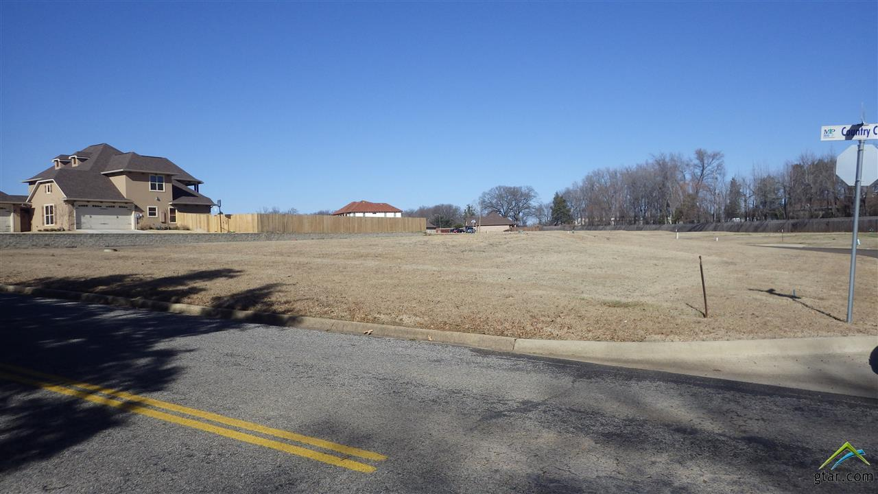 Lot 21 Country Club Drive, Mt Pleasant, TX 75455