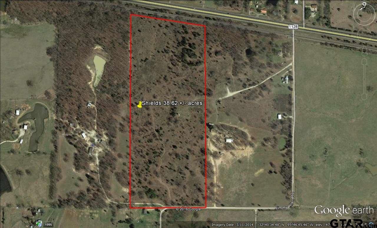 38.620 Acres VZ County Road 1128, Fruitvale, TX 75127