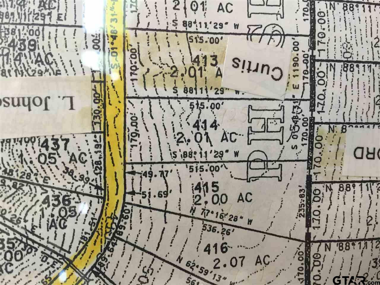 9269 Safari Bluff Dr (Lot 415), LaRue, TX 75770