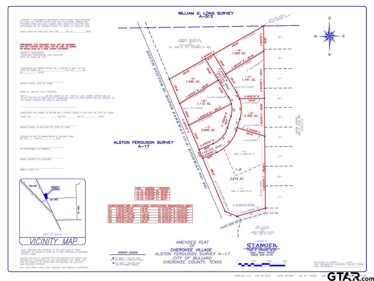 005 S Doctor M Roper Parkway (US Hwy 69), Bullard, TX 75757