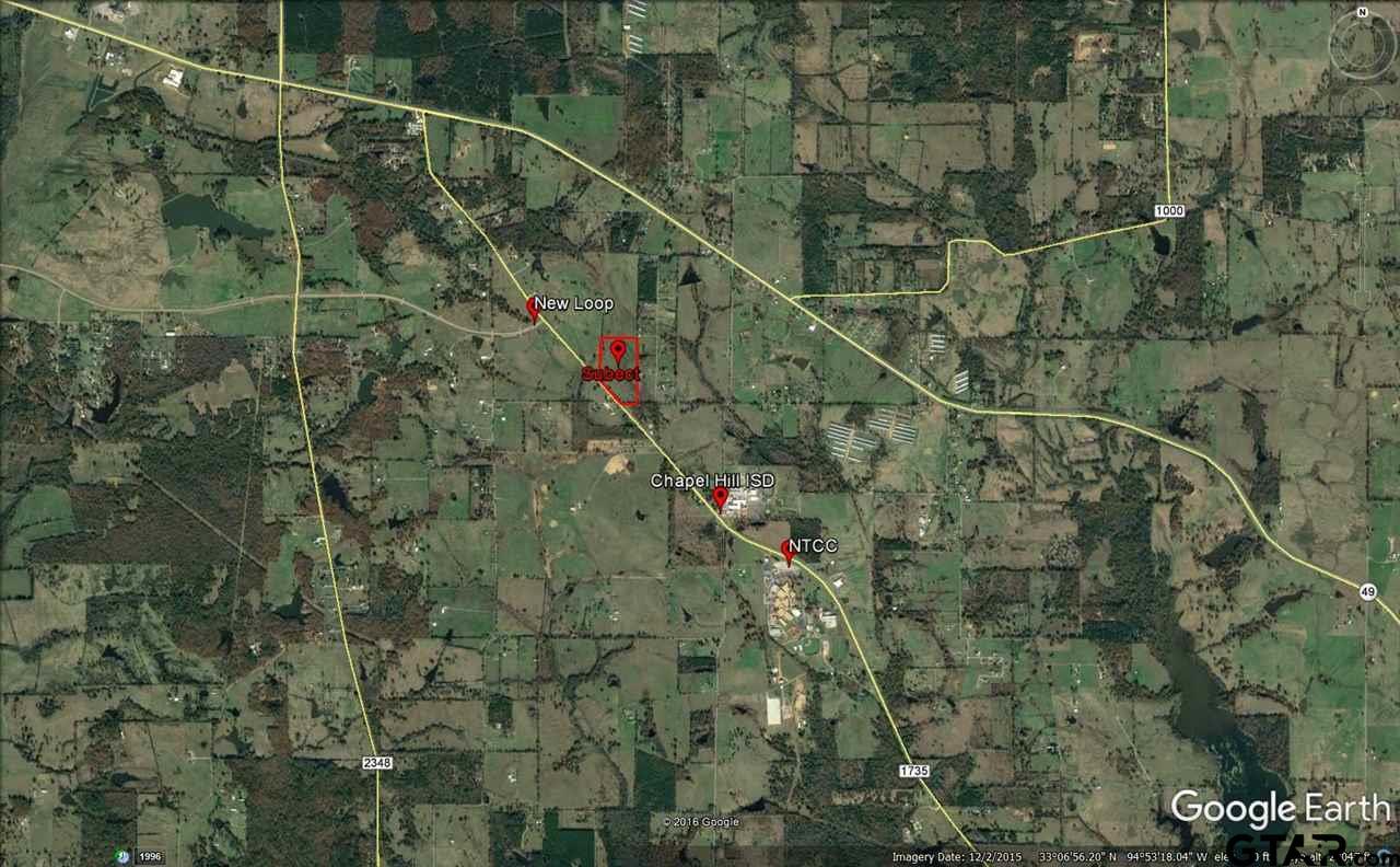 TBD FM 1735, Mt Pleasant, TX 75455