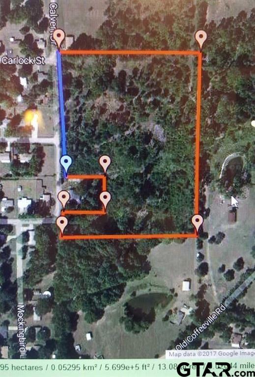 TBD Calvert Lane, Gilmer, TX 75645