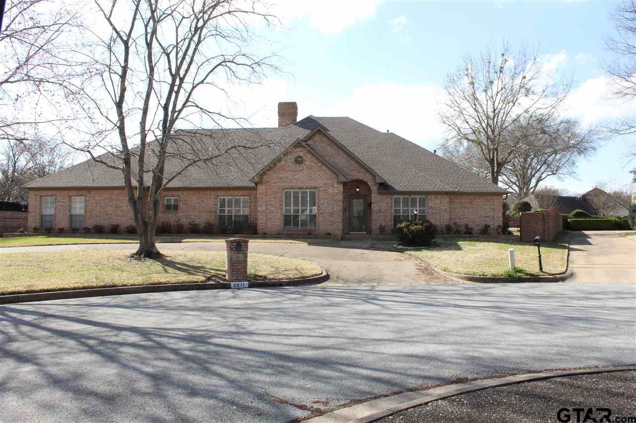 3611 Jill Circle, Tyler, TX 75703