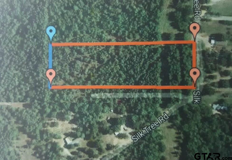 TBD Silk Tree Road, Gilmer, TX 75645