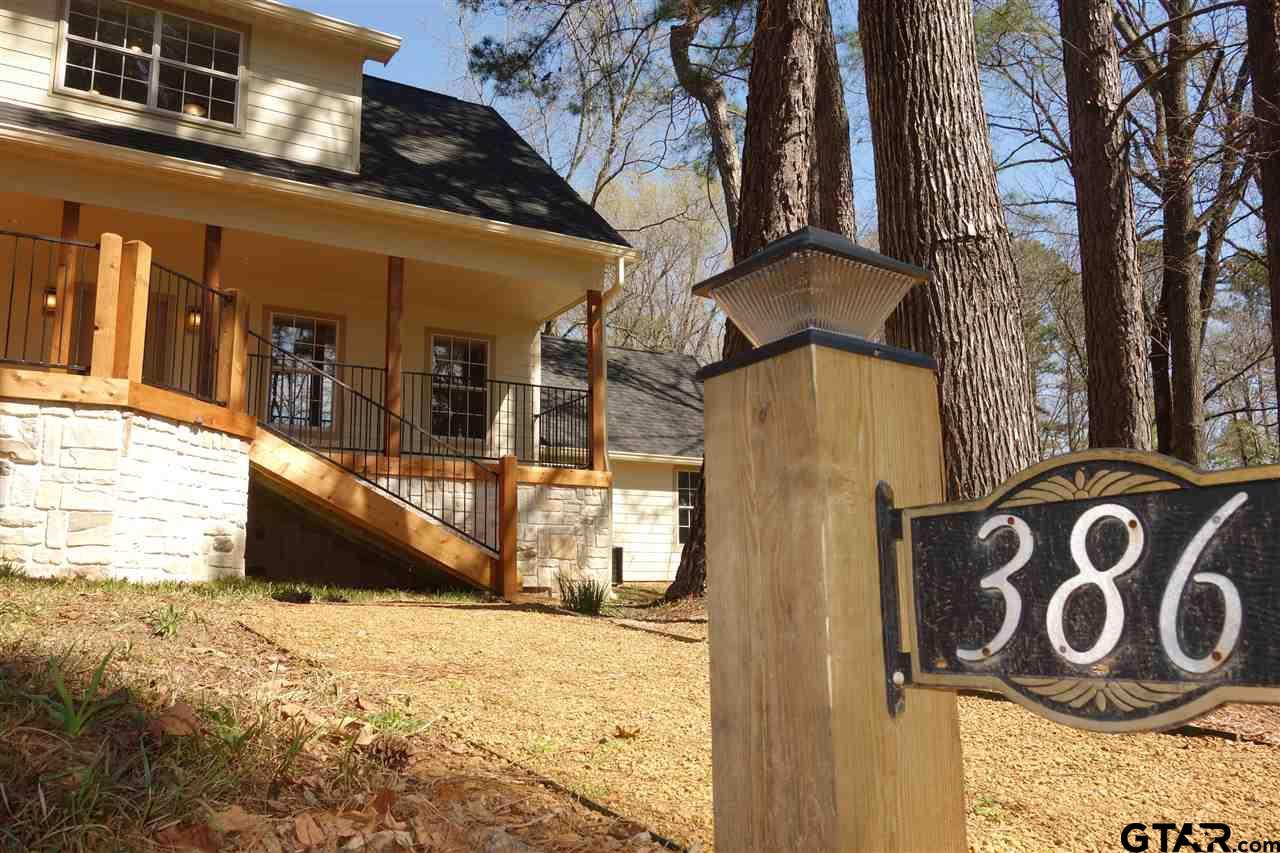 386 Spring Creek Drive, Mt Vernon, TX 75457