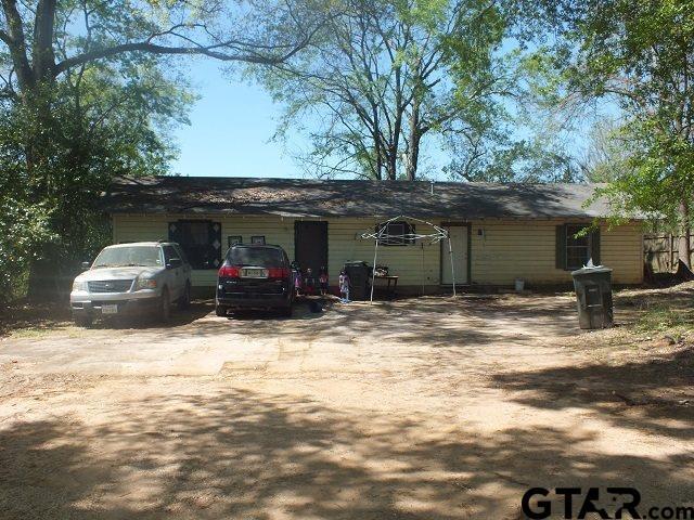 310 & 312 Burk Street, Nacogdoches, TX 75964