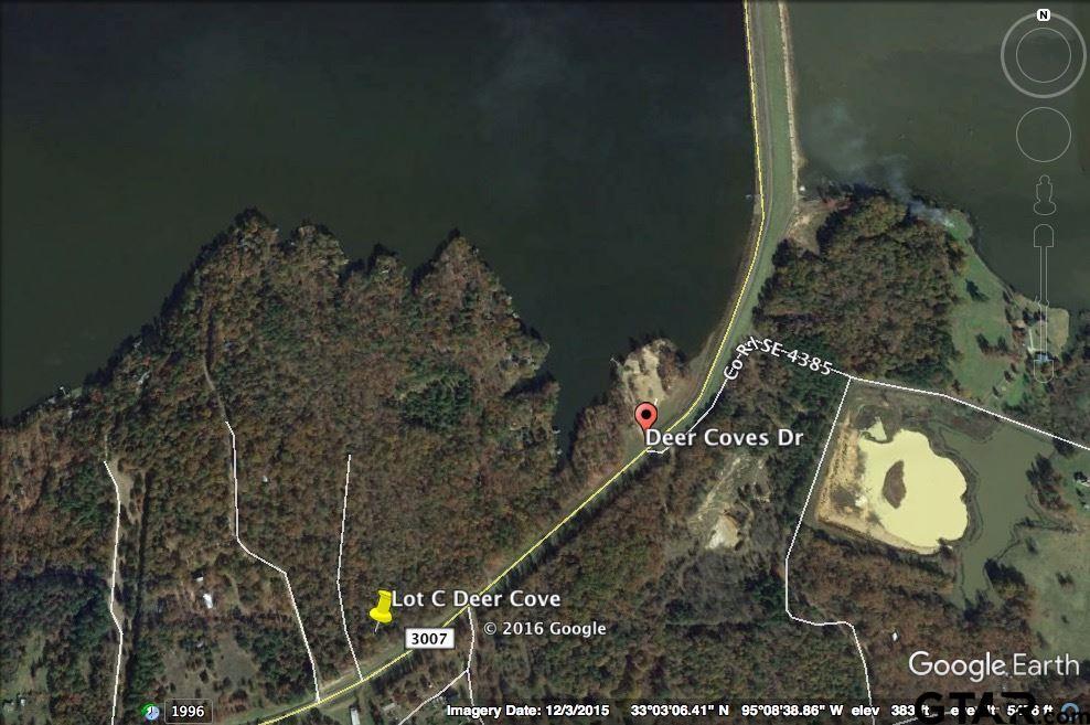 Lot C Deer Cove, Scroggins, TX 75480