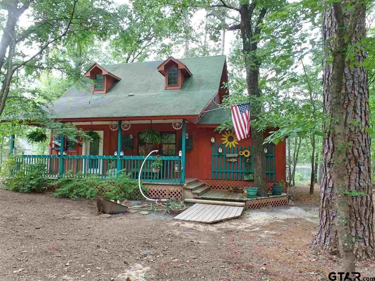 463 Rolling Ridge, Holly Lake Ranch, TX 75765