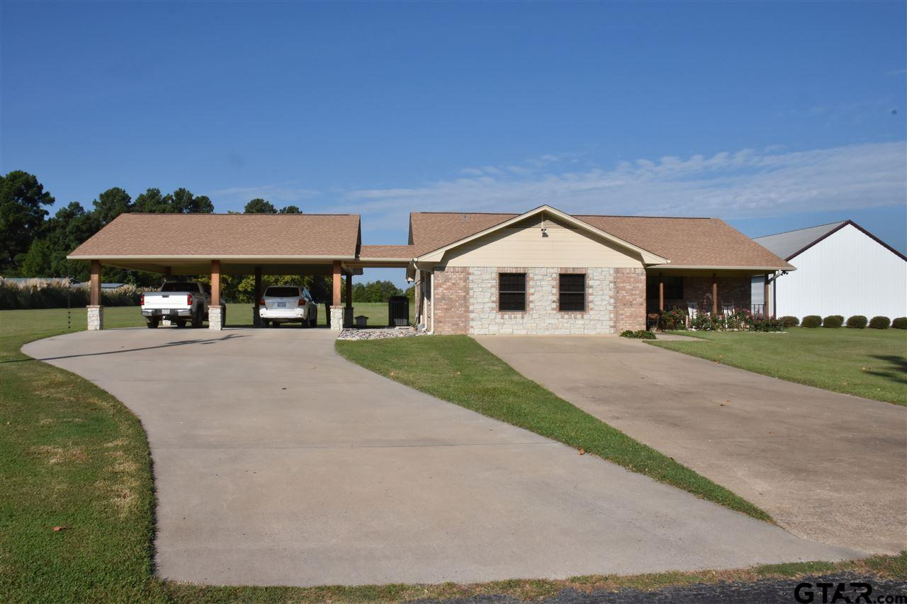 871 County Road 3250, Mt Pleasant, TX 75455