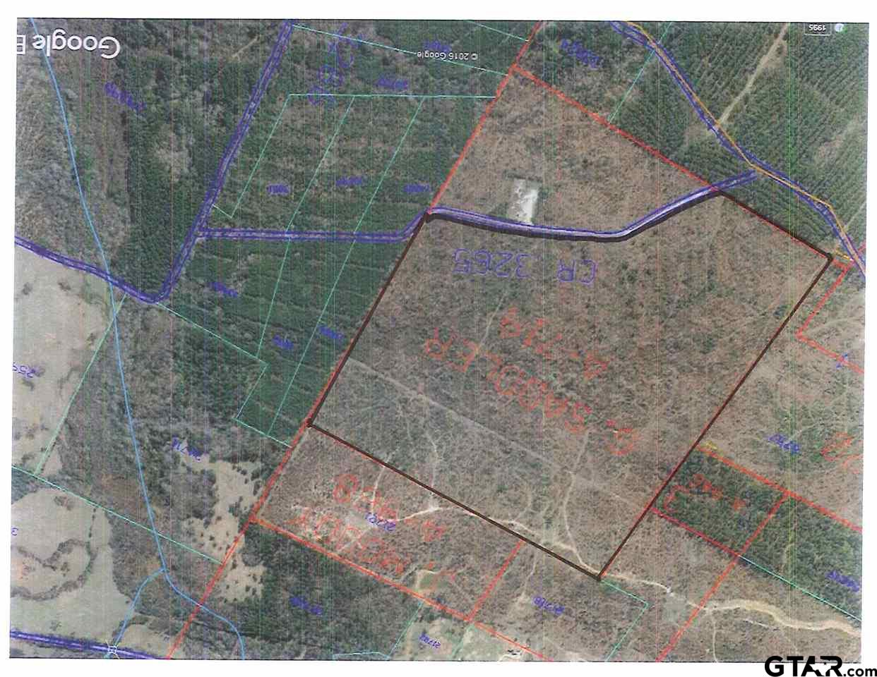 109.626 ac CR 3266, Mt Enterprise, TX 75681