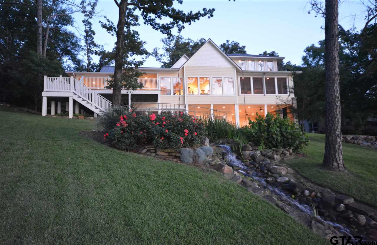 323 Hickory Hills Lane, Scroggins, TX 75480