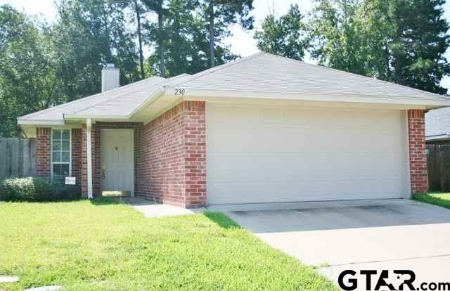 230 Frederick Circle, Flint, TX 75762
