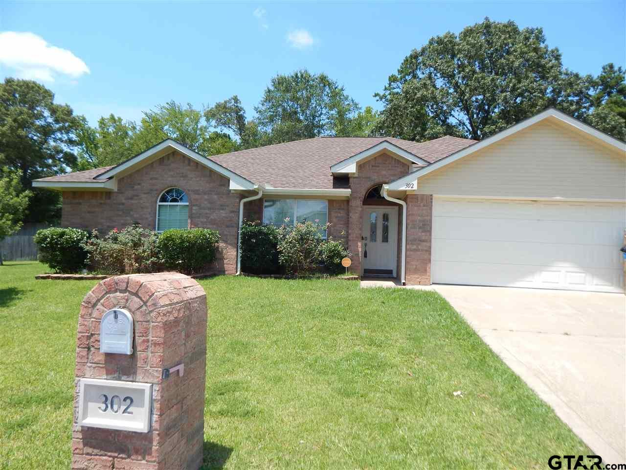 302 Amanda Court, Whitehouse, TX 75791