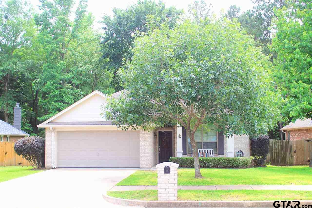 626 Winding Brook Lane, Tyler, TX 75703