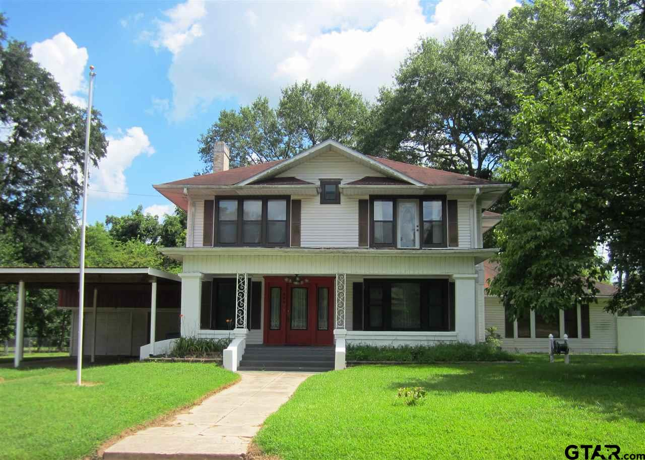 804 E 1st Street, Mt Pleasant, TX 75455