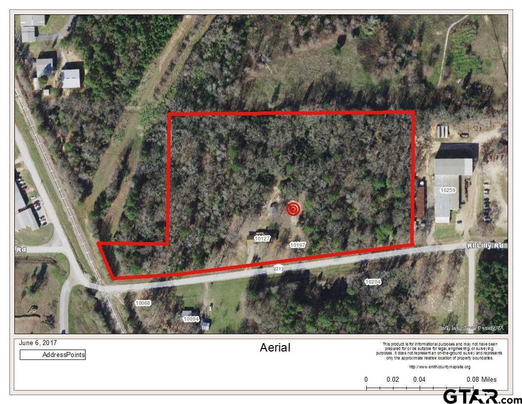 10127 CR 2213 (Lilly Road), Tyler, TX 75707