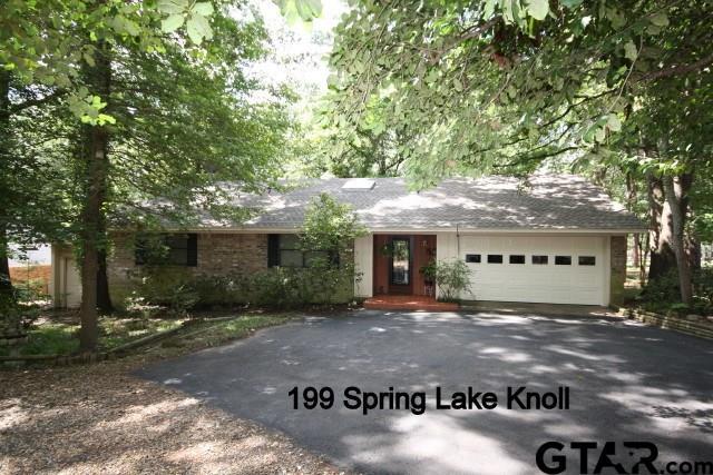 199 Spring Lake Knoll, Holly Lake Ranch, TX 75765