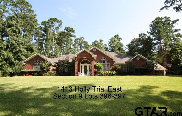 1413 E Holly Trail, Holly Lake Ranch, TX 75765