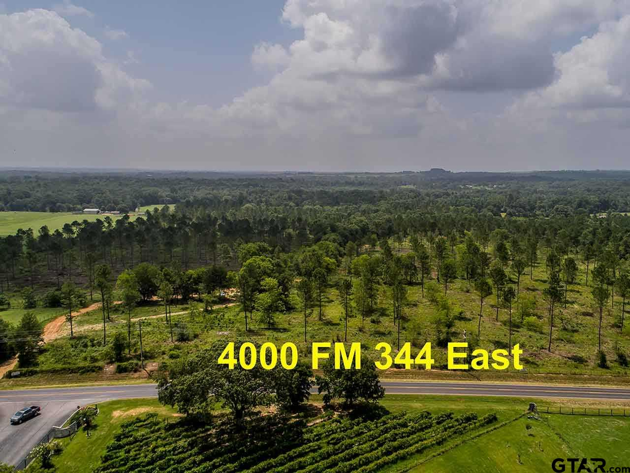 Property for sale at 4000 E FM 344, Bullard,  Texas 75757