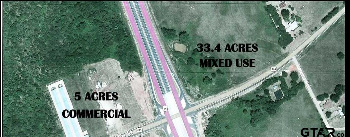 Property for sale at TBD US Hwy 69, Bullard,  Texas 75757