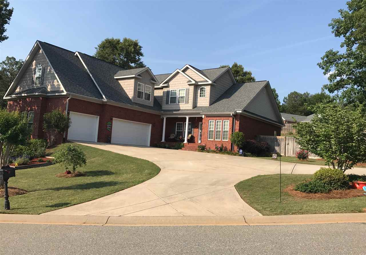 100 Timber Ridge Circle, Byron, GA