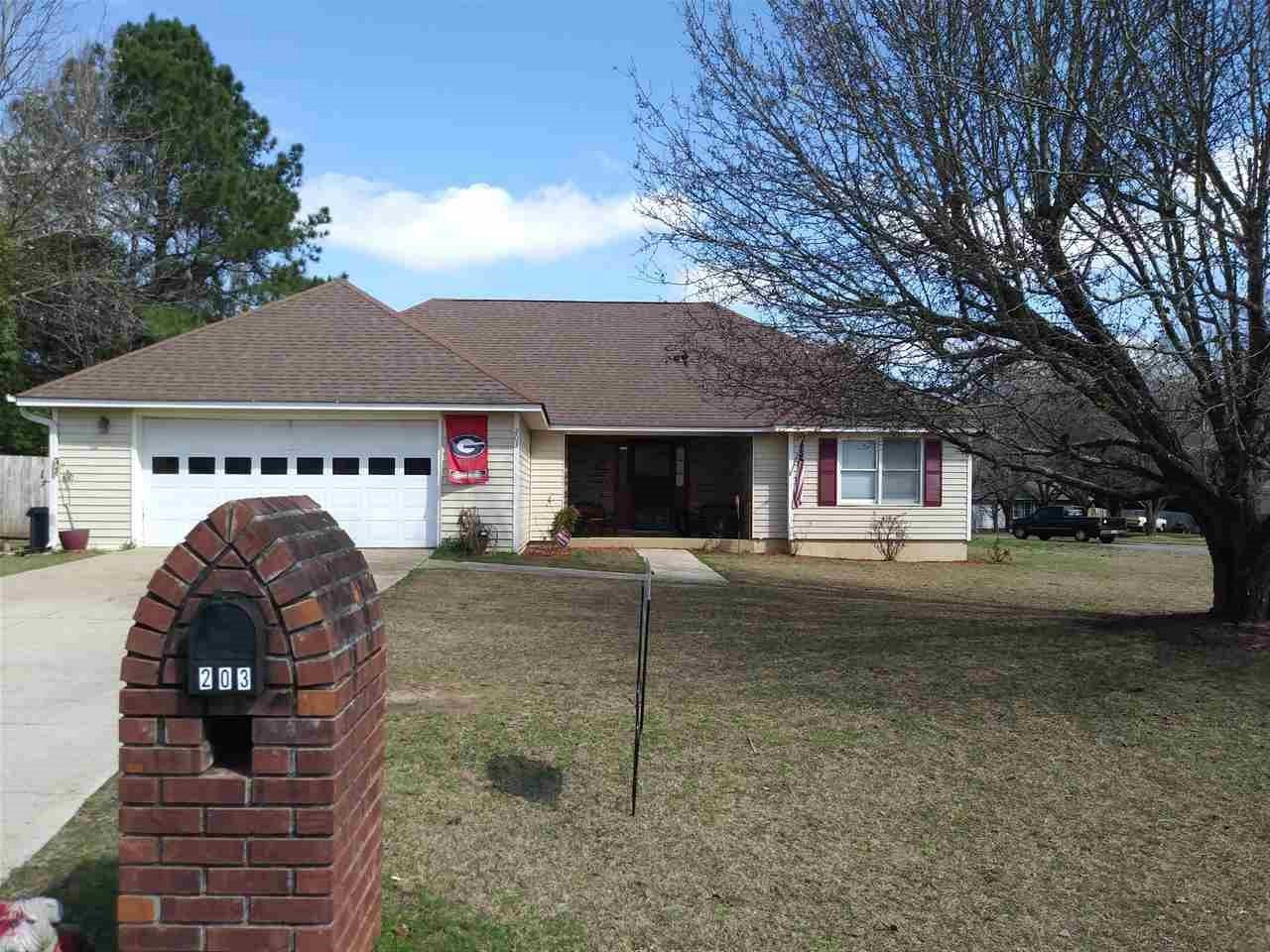 203 Cliff Howard Drive, Warner Robins, GA 31088