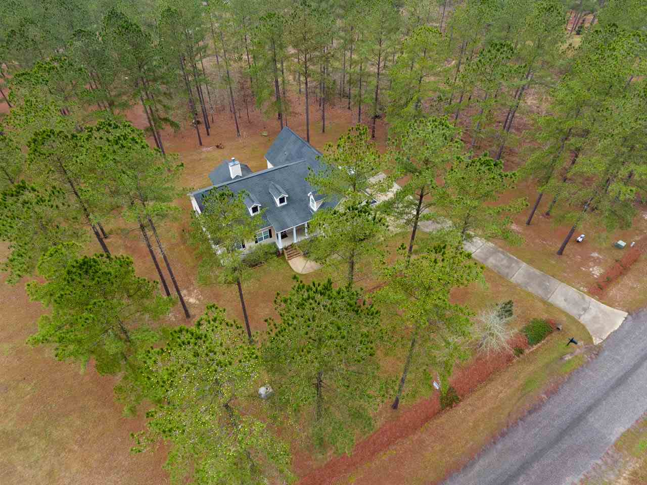 126 Spearhead Lane, Vienna, GA 31092-4481