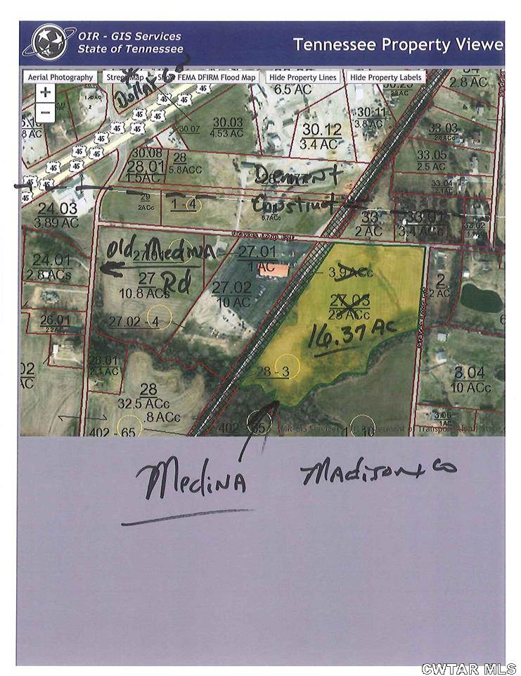 0 Graves Loop Road, Medina, Tennessee 38355, ,Lots/land,For Sale,0 Graves Loop Road,141808