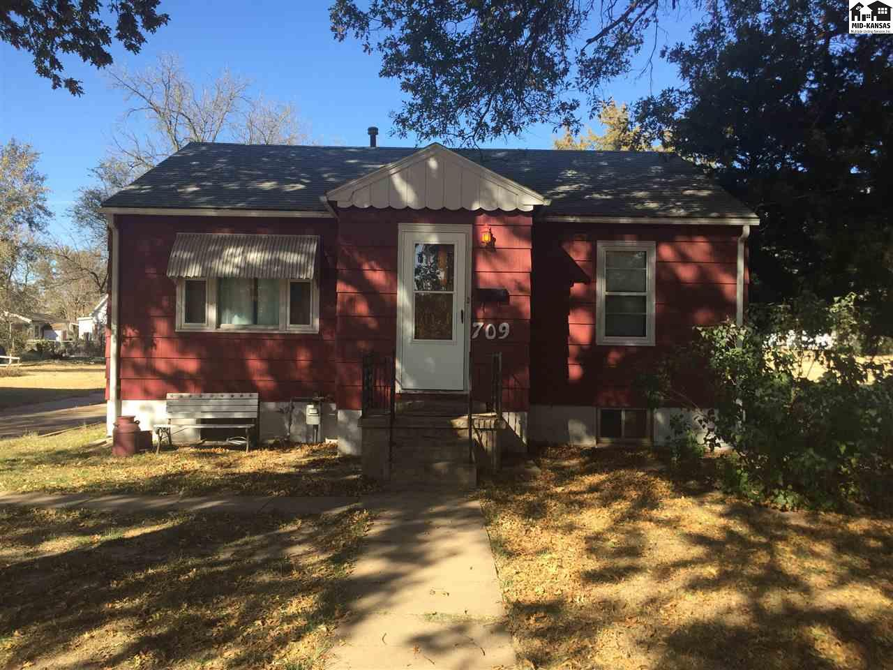 Nice home on quit street. 2 bedroom 2 bath, basement with family room. Work shop, storage shed 2 car garage with carport. and large field  next to itso it feels a little bit country.  Appliances stay and work but not warranted. Sell's in as is conditon.