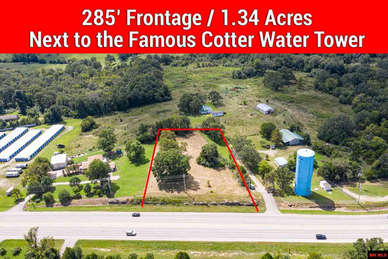 000 HWY 62/412 WEST | Cotter, AR