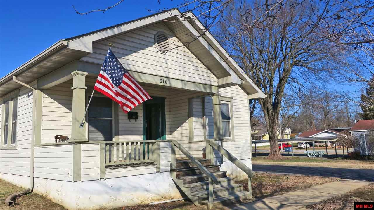 216 S COLLEGE STREET | Mountain Home, AR