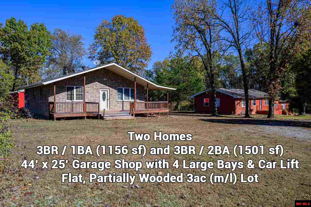 2411 HWY 178 WEST | Midway, AR