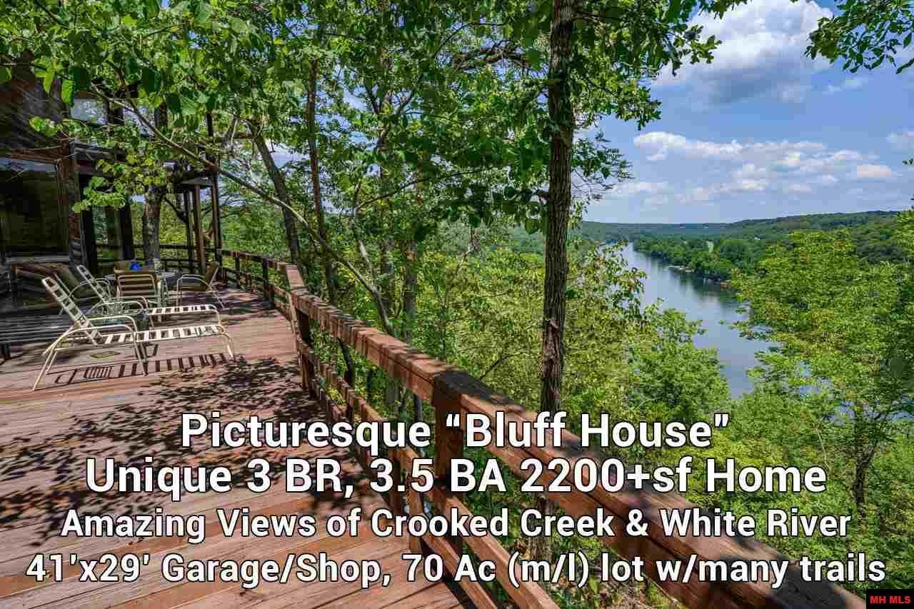 536 BLUFF HOUSE LANE | Flippin, AR